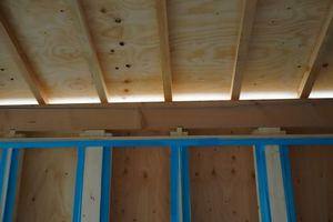 屋根の断熱 軒下のすき間