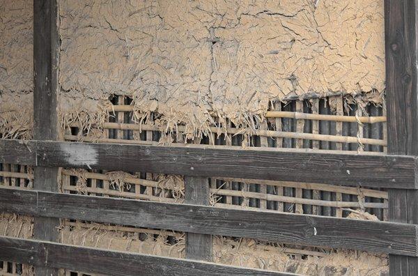 断熱材 土壁